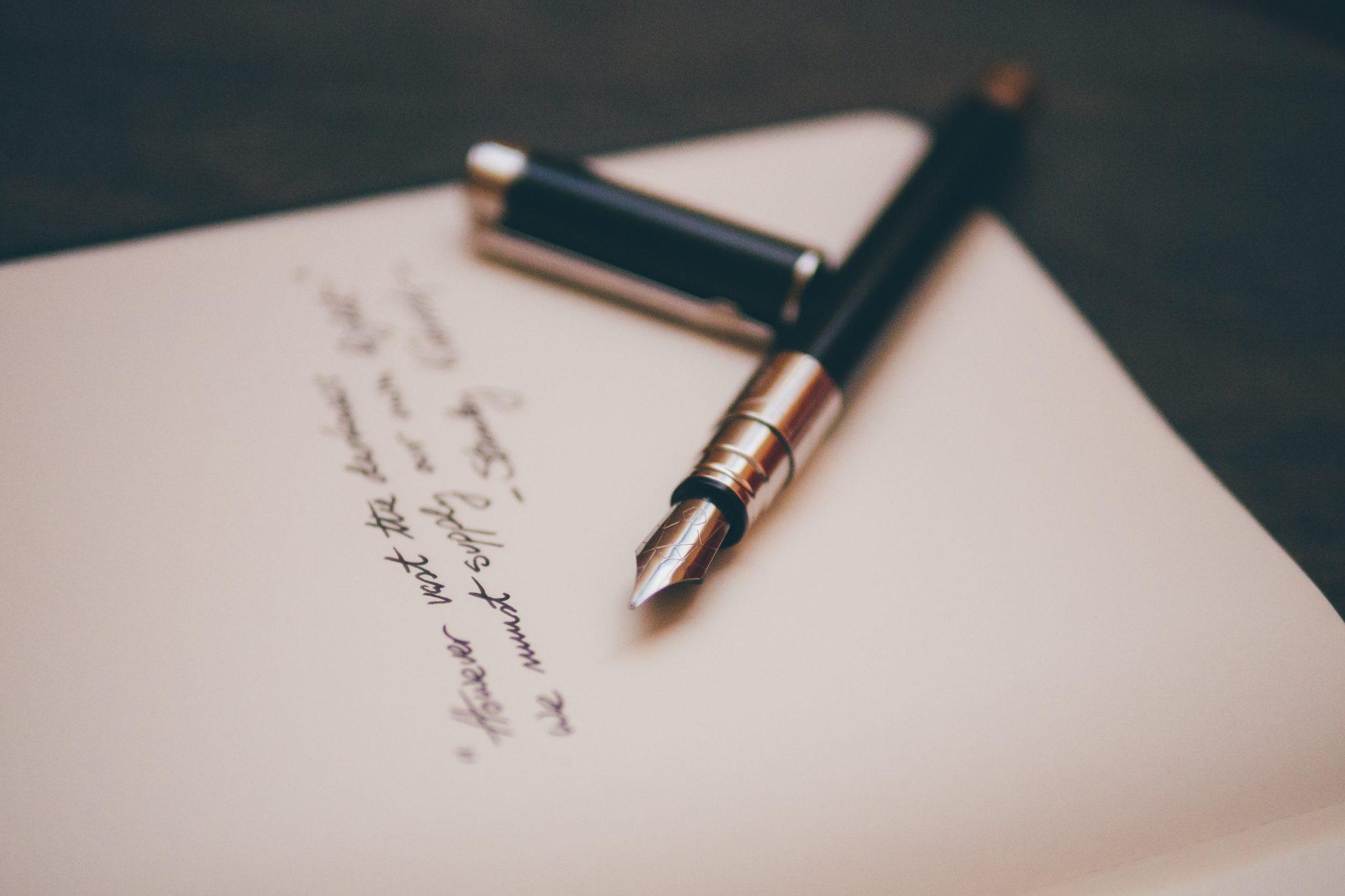 Lettre à la personne que je serai à 40 ans - Qui serai-je à 40 ans ?