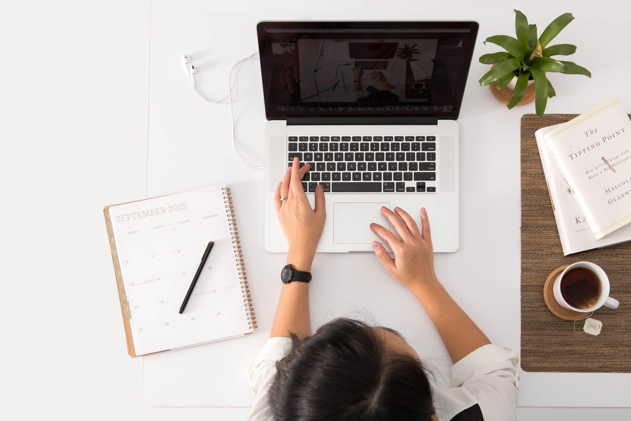 Écrire un article de blog - Écrire un billet de blog